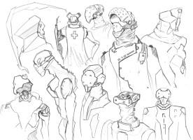 Sketches digital 2016